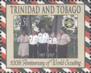 [The 100th Anniversary of Scouting (2007), Typ ADY]