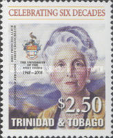 [The 60th Anniversary of the University of the West Indies, Typ AEB]