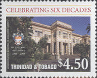 [The 60th Anniversary of the University of the West Indies, Typ AED]