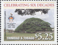 [The 60th Anniversary of the University of the West Indies, Typ AEE]