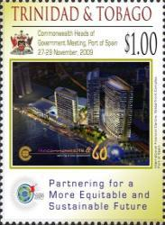 [Commonwealth Heads of Government Meeting, Port of Spain, Typ AEK]