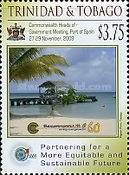 [Commonwealth Heads of Government Meeting, Port of Spain, Typ AEM]
