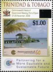 [Stamp of 2009 Surcharged, Typ AEM1]