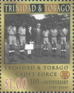 [The 100th Anniversary of the Trinidad & Tobago Cadet Force, type AFR]