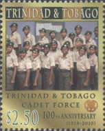 [The 100th Anniversary of the Trinidad & Tobago Cadet Force, type AFS]