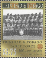 [The 100th Anniversary of the Trinidad & Tobago Cadet Force, type AFT]