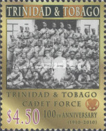 [The 100th Anniversary of the Trinidad & Tobago Cadet Force, type AFU]