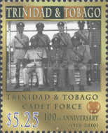 [The 100th Anniversary of the Trinidad & Tobago Cadet Force, type AFV]