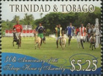 [The 30th Anniversary of the Tobago House of Assembly, type AGB]