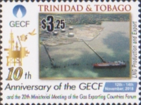 [The  10th Anniversary of the Gas Exporting Countries Forum, Typ AIK]