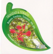 [The 200th Anniversary of the Botanic Gardens - Port Of Spain, Trinidad, Typ AIP]