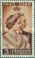 [The 25th Anniversary of the Wedding of King George VI, Typ AM]