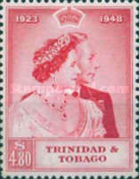 [The 25th Anniversary of the Wedding of King George VI, Typ AN]