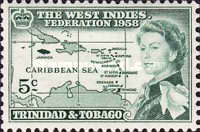 [Inauguration of British Caribbean Federation, Typ BG]