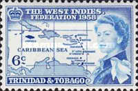 [Inauguration of British Caribbean Federation, Typ BG1]