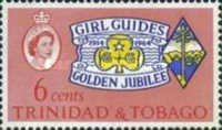 [The 50th Anniversary of Trinidad and Tobago Girl Guides' Association, Typ CD]