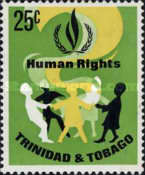 [The 20th Anniversary of Universal Declaration of Human Rights, Typ CS2]