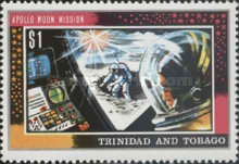 [The 1st Manned Moon Landing - Apollo 11, Typ DW]