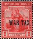 [War Tax - No. 2 & 2b Overprinted, Typ E]