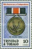 [The 10th Anniversary of Independence, type FV]
