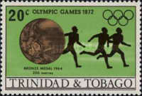 [Olympic Games - Munich, Germany, type FZ]