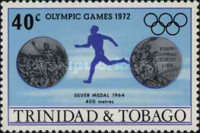 [Olympic Games - Munich, Germany, type GB]