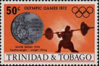 [Olympic Games - Munich, Germany, type GC]