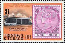 [The 100th Anniversary of Tobago Stamps, Typ JJ]
