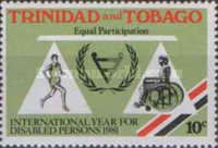 [International Year for Disabled Persons, Typ KI]