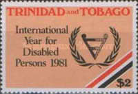 [International Year for Disabled Persons, Typ KL]