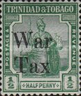 [War Tax - No. 1bA Overprinted, Typ L]