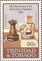 [The 60th Anniversary of International Chess Federation, Typ MX]