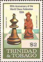 [The 60th Anniversary of International Chess Federation, Typ NA]