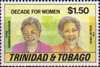 [United Nations Decade for Women, Typ NX]