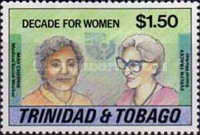 [United Nations Decade for Women, Typ NY]