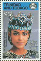 [Selection of Giselle La Ronde for Miss World 1986, Typ OY]