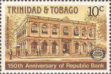 [The 150th Anniversary of Republic Bank, Typ PA]