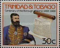 [The 100th Anniversary of Borough of Arima, Typ PS]