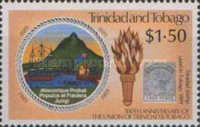 [The 100th Anniversary of Union of Trinidad and Tobago, Typ QB]