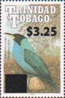 [Stamp of 1990 Surcharged, Typ RP1]