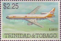 [Aircrafts of British West Indian Airways or BWIA, type SM]
