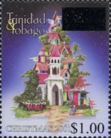 [Christmas - Stamps of 2000-2002 Surcharged, Typ VP1]