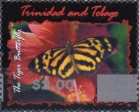 [Butterfly Stamps of 2002 Surcharged, Typ VV1]
