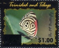 [Butterfly Stamps of 2002 Surcharged, Typ VX1]