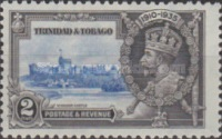 [The 25th Anniversary of the Government of King George V, type Y]