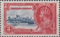 [The 25th Anniversary of the Government of King George V, type Y1]