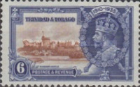 [The 25th Anniversary of the Government of King George V, type Y2]