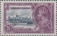 [The 25th Anniversary of the Government of King George V, type Y3]