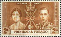 [Coronation of King George VI and Queen Elizabeth, type Z1]