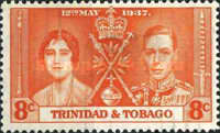 [Coronation of King George VI and Queen Elizabeth, type Z2]